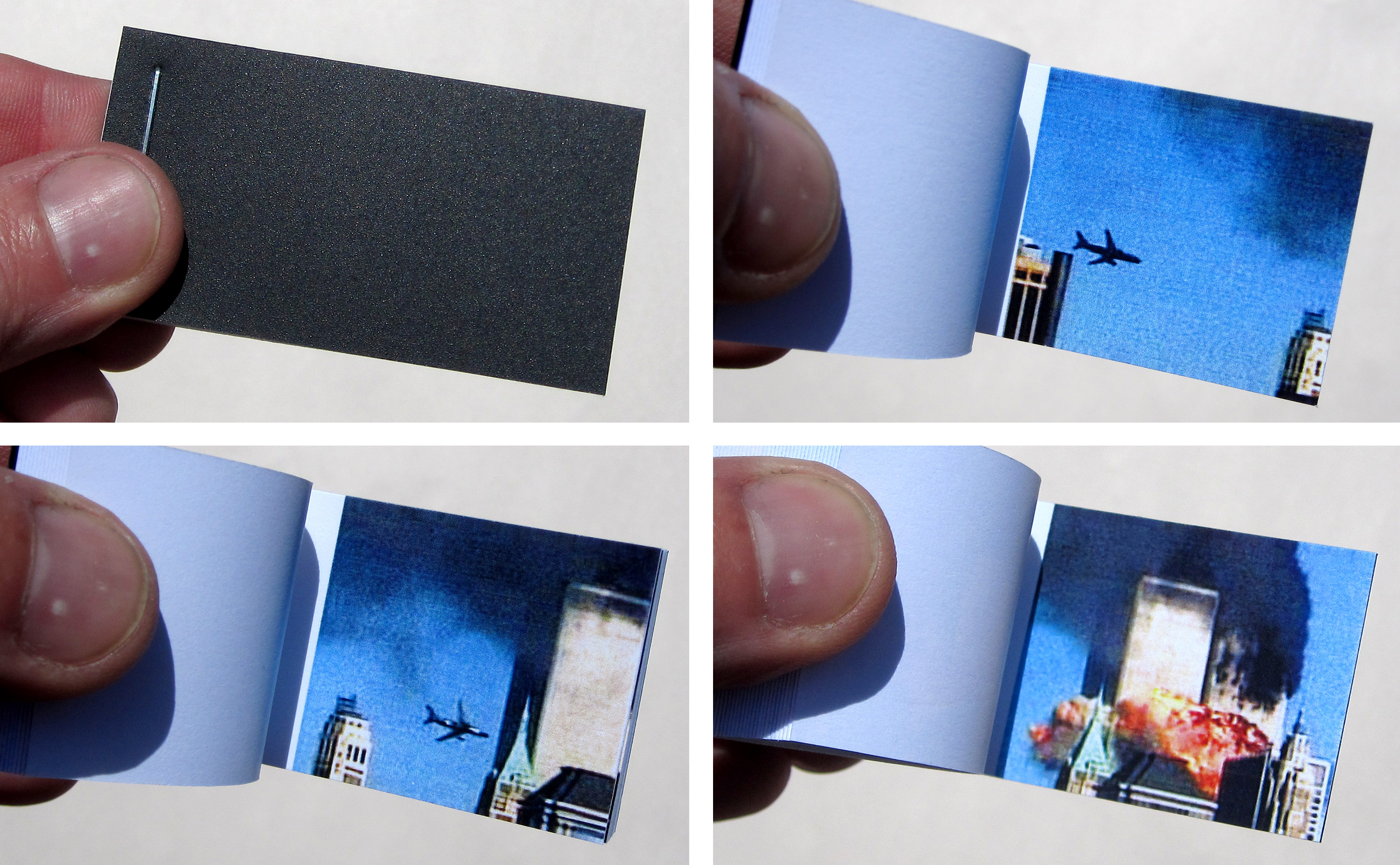 flipbook by scott blake