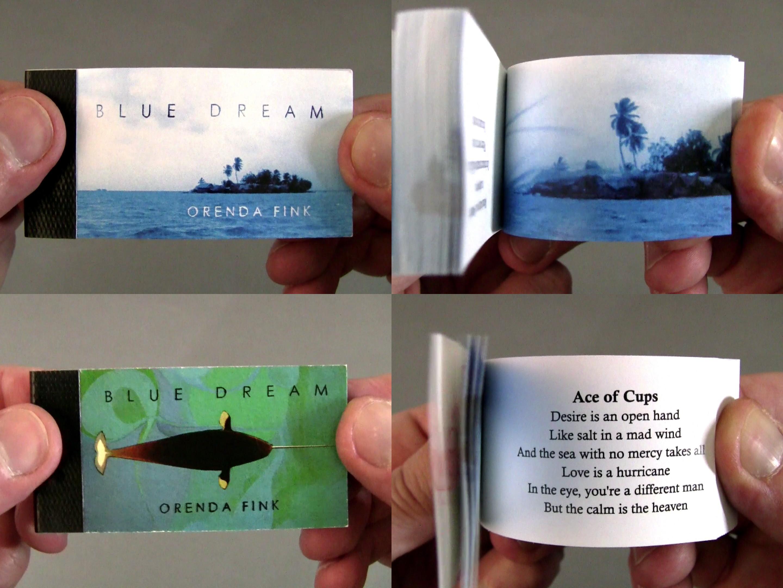 Blue Dream Flipbook by Scott Blake