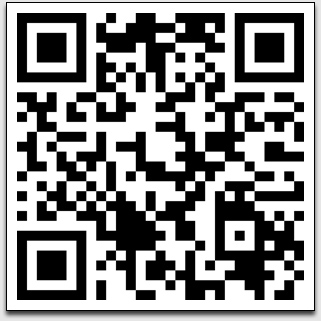 Custom QR Code Tattoos, Large Size