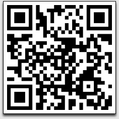 Custom QR Code Tattoos, Medium Size