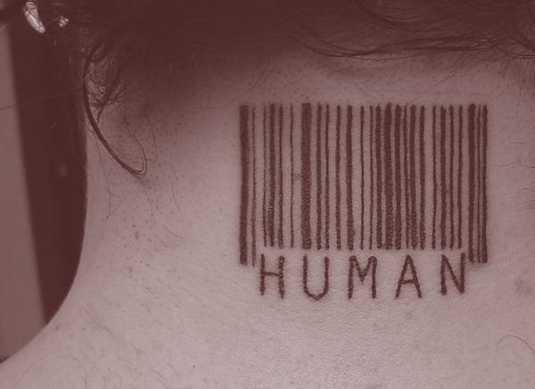 barcode tattoos by